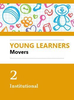 Young Learners Movers Practice Test 2 Institutional