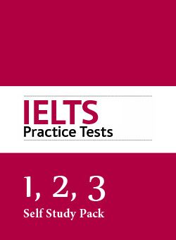 OET IELTS Practice Test 1-3 Self Study Pack