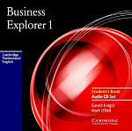 Business Explorer 1 Audio CDs