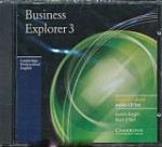 Business Explorer 3 Audio CD