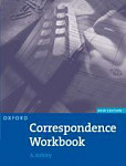Oxford Correspondence Workbook