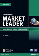 Market Leader (3rd Edition) Pre-Intermediate Teacher's Resource Book and CD-ROM