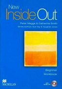 New Inside Out Beginner Workbook With Audio CD Without Key