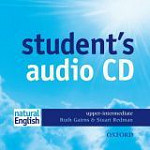 Natural English Upper-intermediate Student's Audio CD