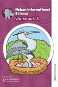 Nelson International Science Workbook 3