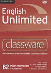English Unlimited B2 Upper-Intermediate Classware DVD-ROM