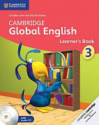 Cambridge Global English 3 Learner's Book with Audio CDs