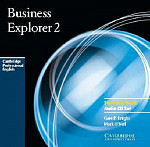 Business Explorer 2 Audio CDs