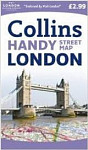COLLINS HANDY LONDON STREET MAP