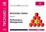 CIMA Revision Cards Performance Management, Second Edition