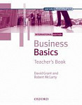 Business Basics (International Edition): Teacher's Book