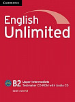 English Unlimited B2 Upper-Intermediate Testmaker CD-ROM with Audio CD